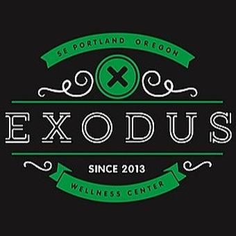Logo for Exodus Wellness Center