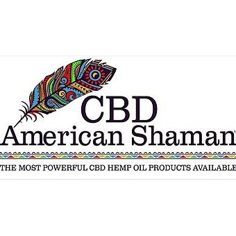 Logo for CBD American Shaman Lakewood
