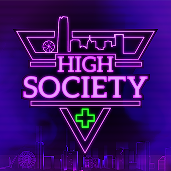 Logo for High Society - Oklahoma City