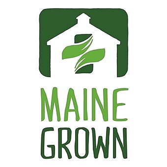 Logo for Maine Grown