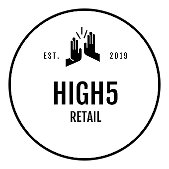 Logo for High5 Retail - Victoria